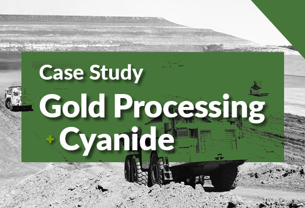 Case study: Gold Processing – Cyanide | Masbate, Philippines