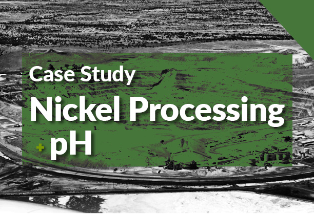 Case study: Nickel processing - pH | Ravensthorpe, WA